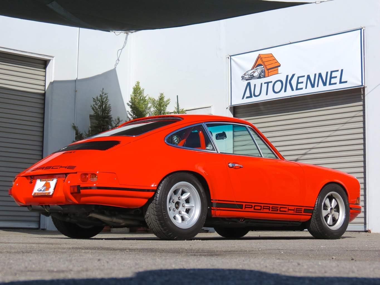 1971 PORSCHE 911 ST/R