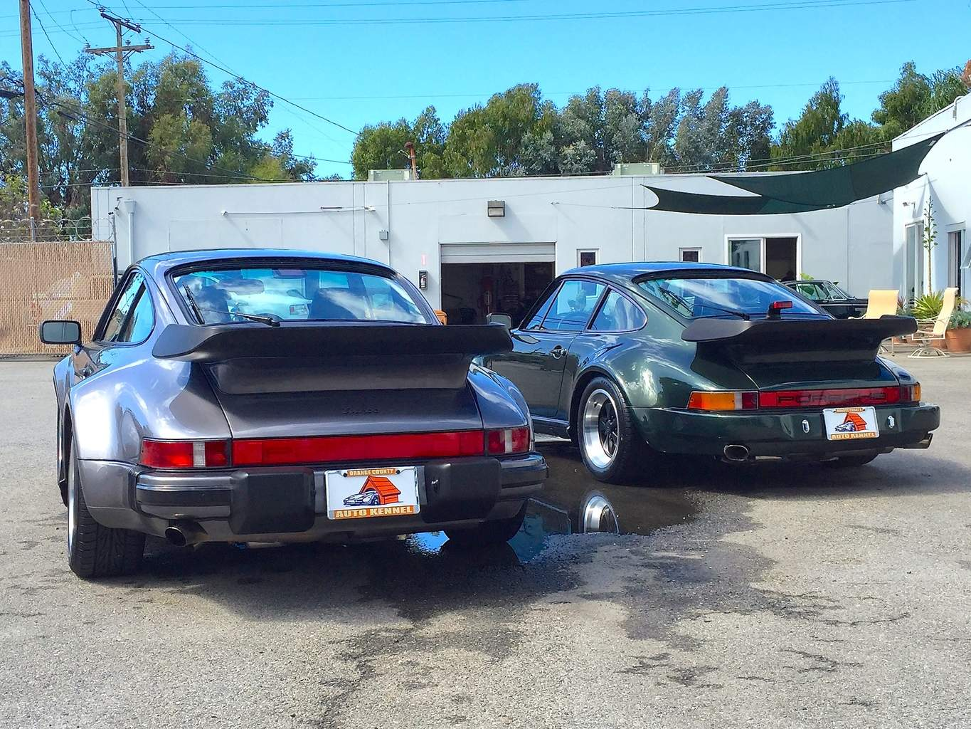 """A """"TAIL"""" OF TWO TURBOS"""