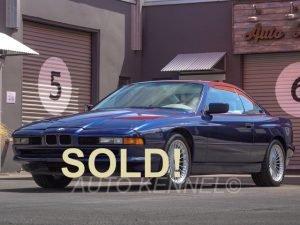 1993 BMW 850Ci (E31)