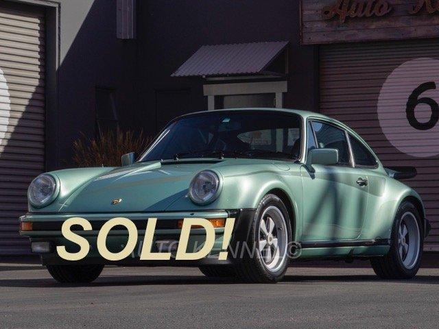 1977 Porsche 911 Turbo Carrera Coupe