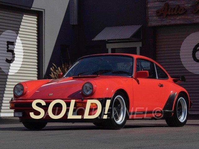 1978 Porsche 930/911 Turbo Coupe