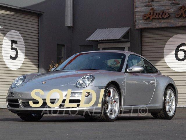 2006 Porsche 911 997 Carrera 4S Coupe