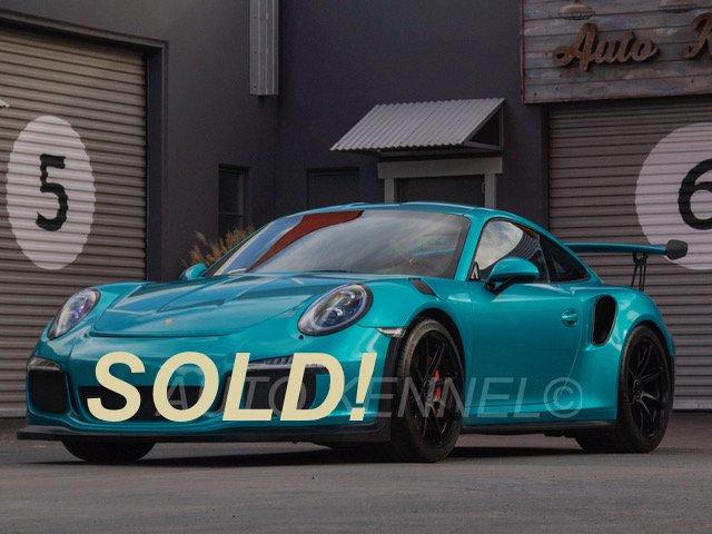 2016 Porsche 911 (991.1) GT3 RS