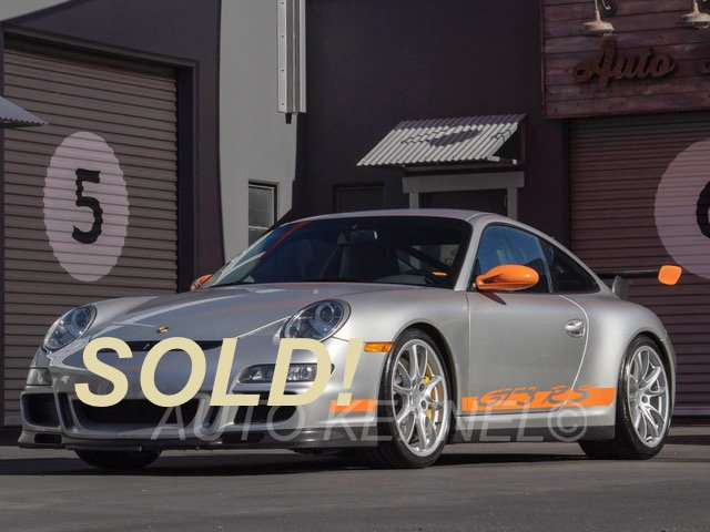 2007 Porsche 997 GT3 RS Coupe