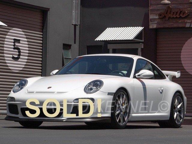 2010 Porsche 997.2 GT3 Gen II