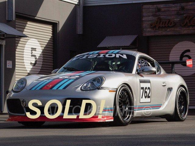 2007 Porsche Cayman S (987.1) Coupe