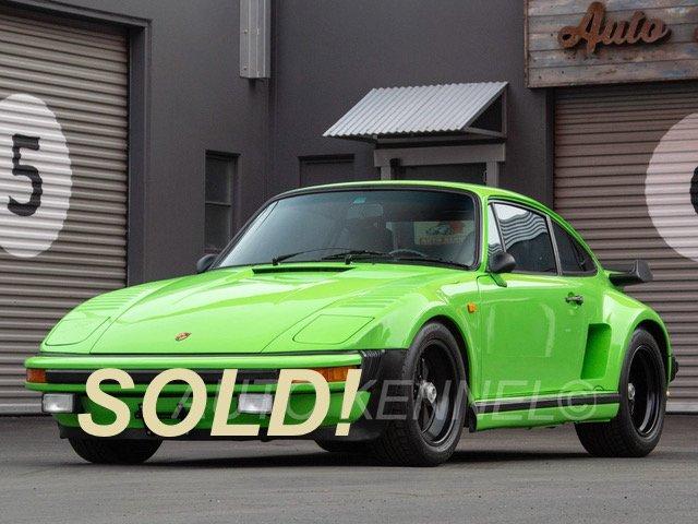 1974 Porsche 911 RSR/Slant Nose Look