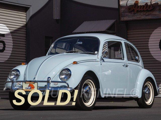 1967 Volkswagen Type 1 Beetle