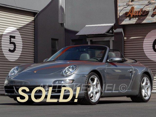 2005 Porsche 911/997 Carrera Cabriolet