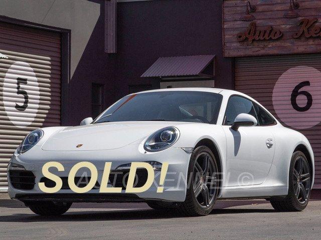 2013 Porsche 911/991 Carrera 2 Coupe