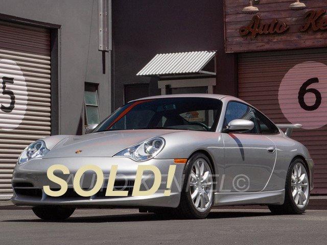 2004 Porsche 911/996 GT3 Coupe