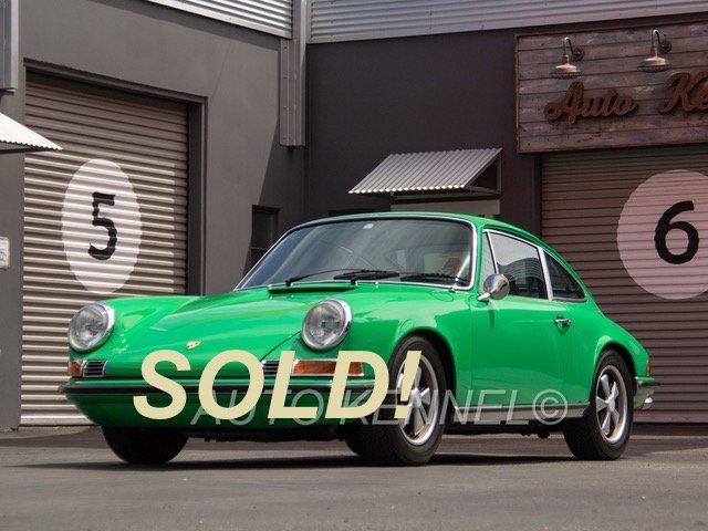1970 Porsche 911 E Coupe