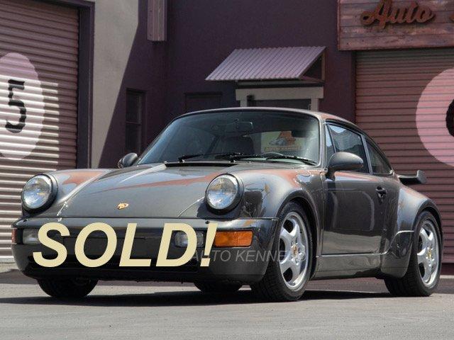 1991 Porsche 911 964 Turbo Coupe