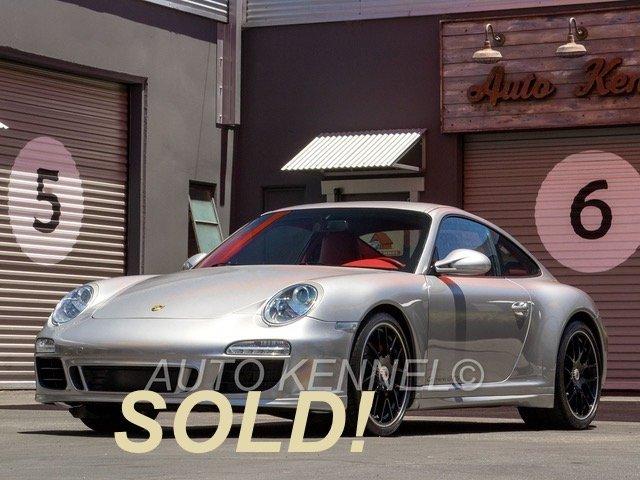 2012 Porsche 997.2 GTS Manual Coupe  LSD & Sport Exhaust