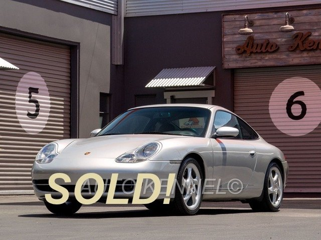 2000 Porsche 911 996.1 Carrera Coupe 1-Local Owner Only 9k Miles