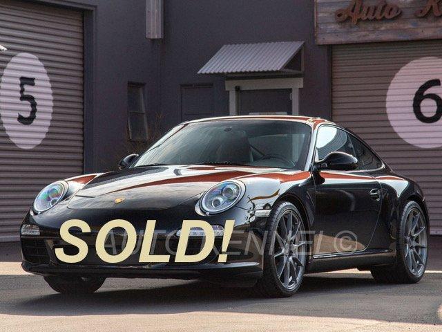 2010 Porsche 997.2 911 Carrera S Coupe Sport Exhaust/Sport Chrono
