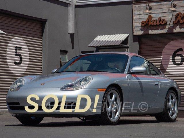 1999 Porsche 911 996.1 Carrera Coupe 6-Speed 27k Miles