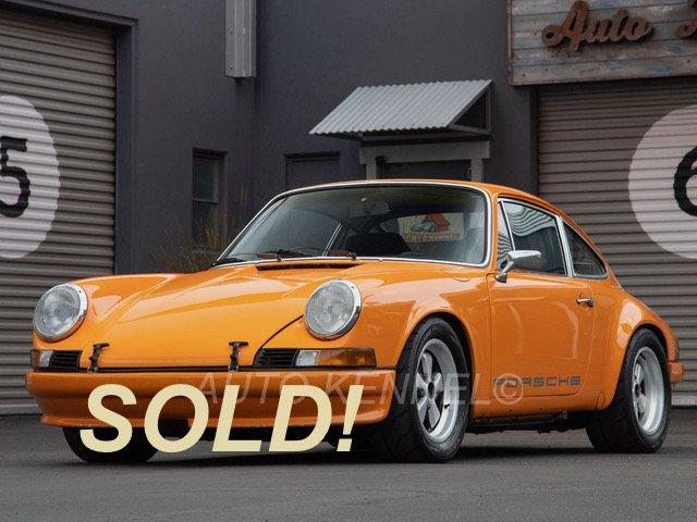 1979 Porsche 911 Backdate Outlaw Fresh 3.2L Euro Engine