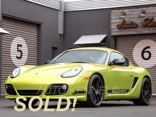 2012 Porsche Cayman R (987.2) 6-Speed Manual 8k Miles