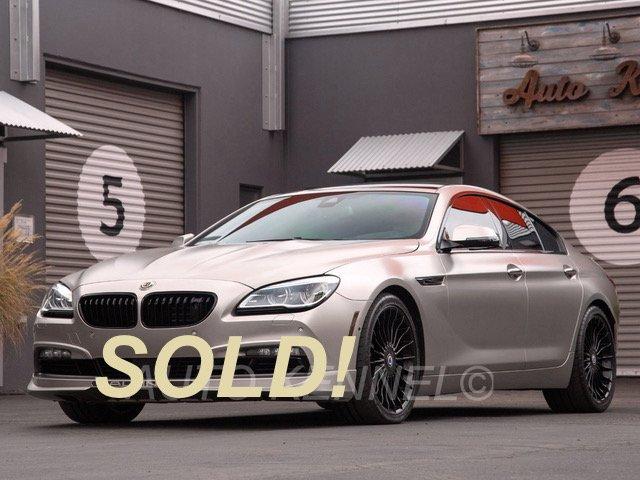 2016 BMW Alpina B6 xDrive Gran Coupe Executive Package
