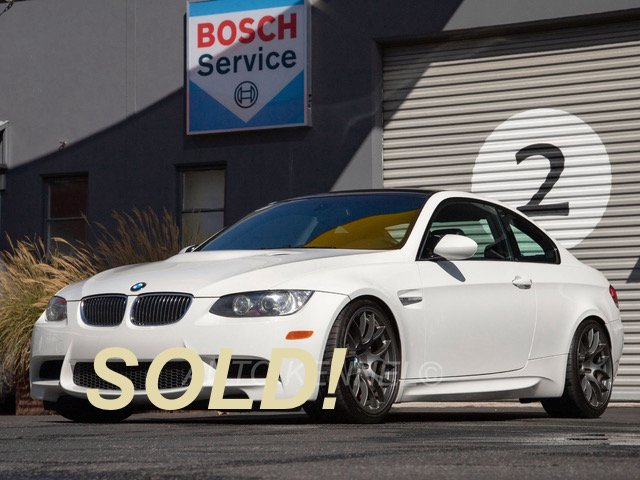 2009 BMW E92 M3 Coupe 2-SoCal Owners $40k of Upgrades
